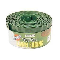 Warp Brothers LE-440-G Easy-Edge Green Lawn EdgingB0000BYC1A : image