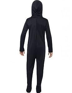 Smiffy's Child Skeleton Onesie Costume