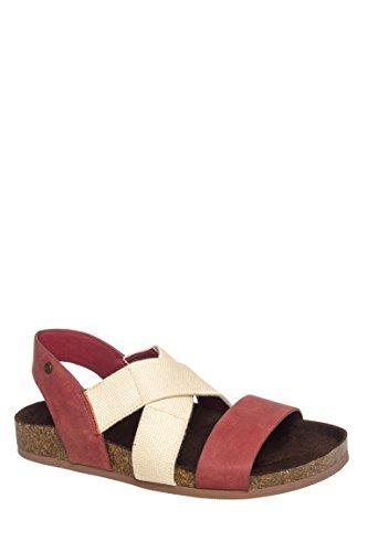 Harlem Comfort Flat Sandal