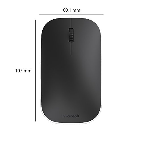 Microsoft-Mouse-Bluetooth-Nero