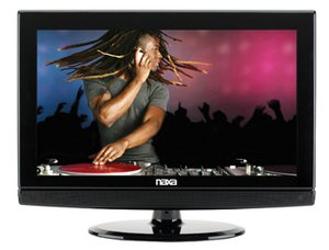 NAXA NX-558 19 Inch Widescreen HD LCD Television [Electronics]