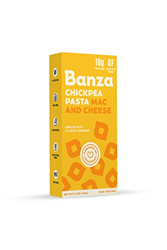 Banza Chickpea Mac & Cheese, Shells with Classic Cheddar (6 Pack) (Country Classic Mac And Cheese compare prices)