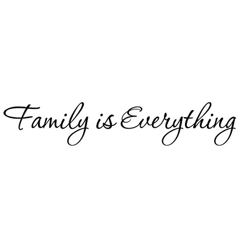 Family Is Everything Decals Wall Decal