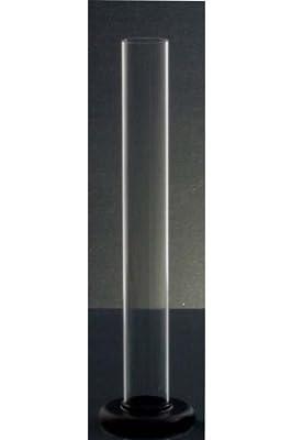 "Hydrometer test jar 10 "" plastic"