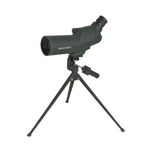 Celestron Celestron Upclose 15-45X50Mm Angled Body Spotting Scope, Compact