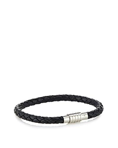 BlackJack Leather Basic Bracelet, One Size