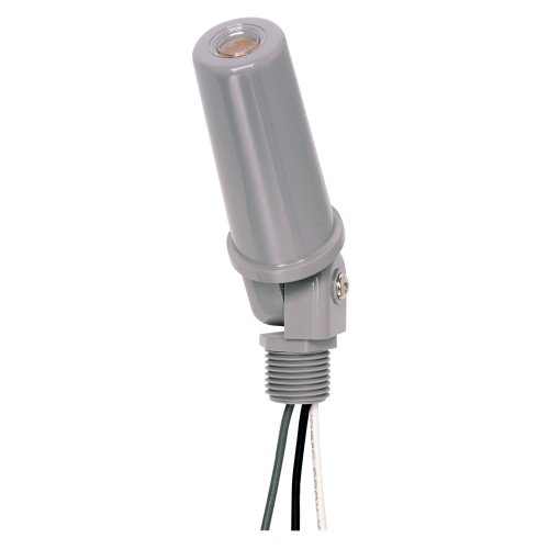 Intermatic K4253 208-277-Volt Photocontrols with Stem and Swivel Mounting (Lightning Foto compare prices)