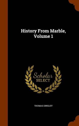 History From Marble, Volume 1
