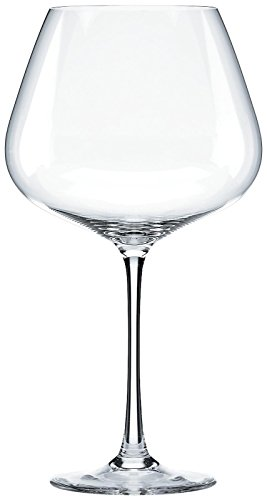 Red Wine Glass Shape