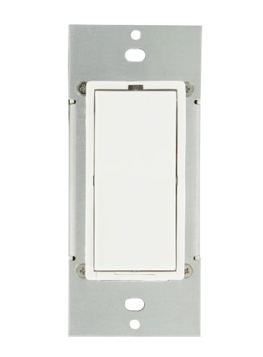 Leviton 35A00-1 600-Watt Hlc Upb Dimmer Switch, White