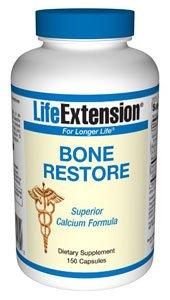 Life Extension Bone Restore 150 capsules ( Multi-Pack)