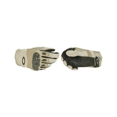 Oakley Factory Pilot Glove [Khaki Color/Size M]