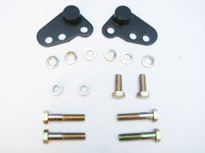 1-2 Adjustable Lowering Kit for Harley Davidson Touring