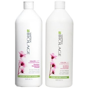 Biolage ColorLast Shampoo and Conditioner 33.8 Ounce (Shampoos And Conditioners compare prices)