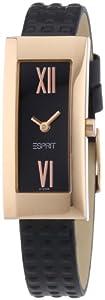 Esprit - ES101462003 - Montre Femme - Quartz Analogique - Bracelet Cuir Noir