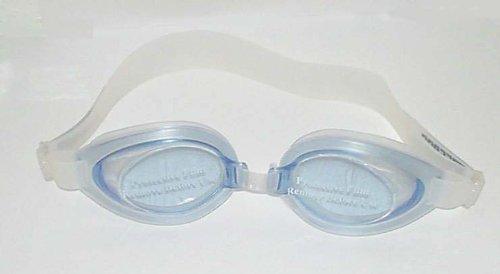Schwimmbrille blau