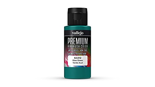 Vallejo Color Blue Green Premium RC Colors