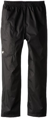 White Sierra Boys Trabagon Pant, Large, Black (Travel Rain Pants compare prices)