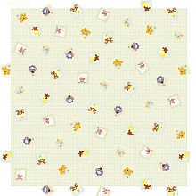 Kids Line Soft & Fuzzy Pooh - Crib Sheet - 1