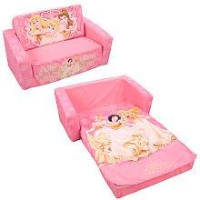 Disney Princess Flip Slumber Sofa