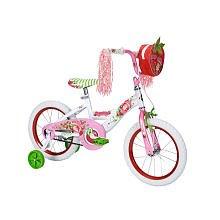 Huffy 16 inch Bike - Girls - Strawberry Shortcake