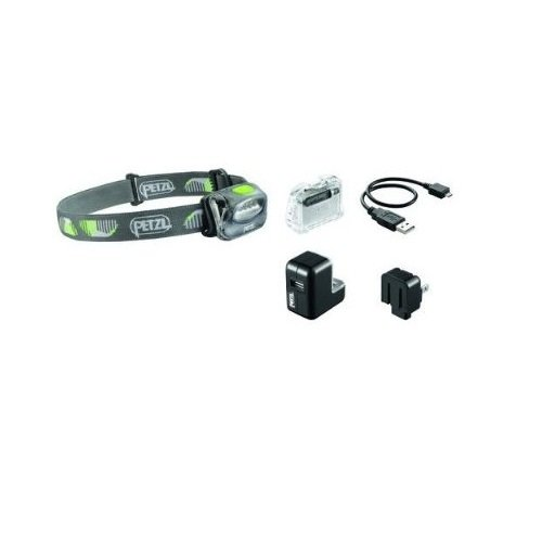 Petzl Tikka 2 Core Headlamp (Storm Gray)