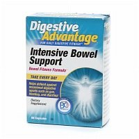 Digestive Advantage Intensive Bowel Support, 96 Counts Capsules