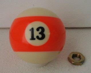 Billiard Ball Shift Knob #13 (13 Ball Shift Knob compare prices)