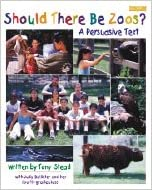 should there be zoos a persuasive essay An introduction to argumentative writing in unit overview photocopy other essays from the book should there be zoos and rating the essay on how persuasive.