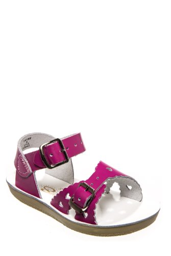 Salt-Water Sandals Kid's 1418s Shiny Sandal