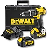 Advanced DEWALT - DCD785L2-GB - COMBI DRILL, COMPACT, 18V, 2X3AH - 1 Kit - Min 3yr Cleva Warranty