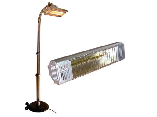 Mojave-Sun-Electric-Infrared-Patio-Heater-with-Telescopic-Pole