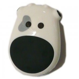 4Gb Cute Milk Cow Cartoon Mp3 Player With Built-In Microphone