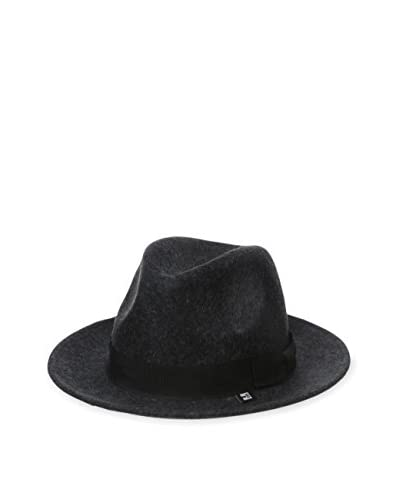 Block Men's Wool Long Brim Fedora