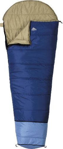 Kelty Extender Junior Youth 30-Degree Sleeping Bag (True Blue)