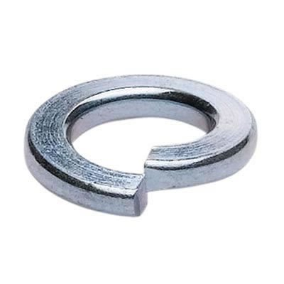 M6 Spring Washer 6mm A2 Stainless Steel Square Section Spring Washers (20 Pack) Free UK Delivery