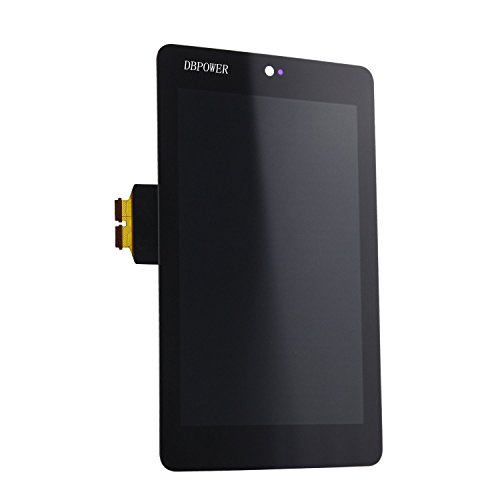 New Google Asus Nexus 7 Tablet Lcd Display Touch Screen Digitizer Assembly Replacement 1St Generation 2012