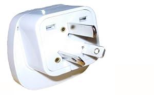Geräte aus Deutschland / Europa in Australien und Neuseeland betreiben TYP I (Auch für Schuko-Stecker!)