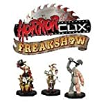 Horrorclix Freakshow Booster Pack