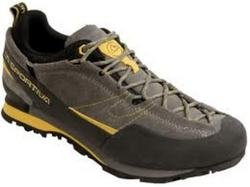 LA SPORTIVA BOULDER X APPROACH -Grey/Yellow- size 46