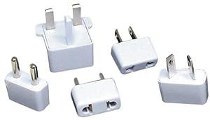 Traveler Adapter Plug Set Case Pack 2