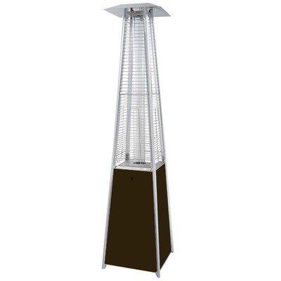 Az Patio Heaters Hlds01 Gthg Tall Quartz Glass Tube Heater