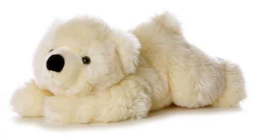 plush polar bear