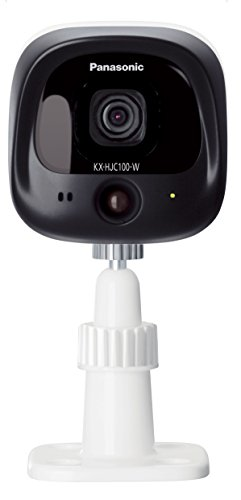 Panasonic ホームネットワークシステム 屋外カメラ KX-HJC100-W
