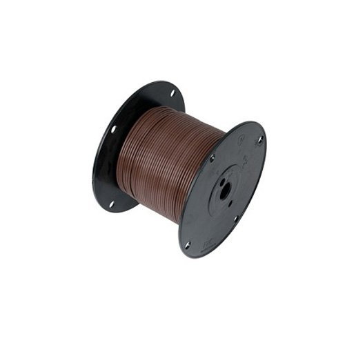 Brown Primary Wire, 12 Ga (100 Ft.)