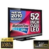 Sony Bravia KDL-52EX700 52-Inch 1080P 120Hz LED HDTV, Black