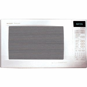 Countertop Microwave Deals : Discount Deals Sharp : R930AW 1.5 Cubic Foot Countertop Microwave ...