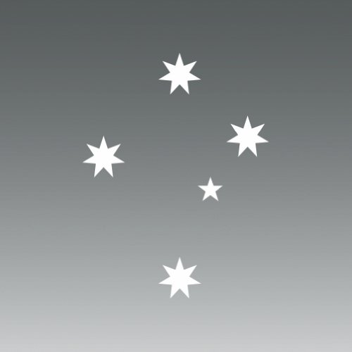 2x-5-australian-southern-cross-logo-sticker-vinyl-decals