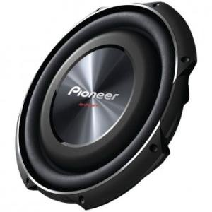 """Pioneer TS-SW3002S4 12"""" Shallow Mount Subwoofer"""