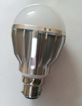 18W B22 White Led Light